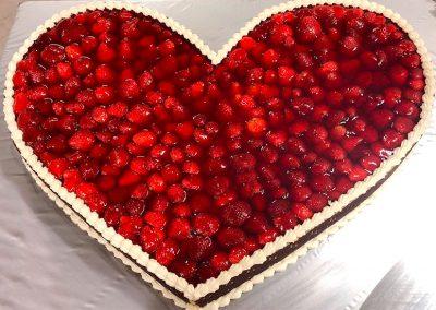 Ein fruchtiges Herz