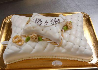 Hochzeitskissen